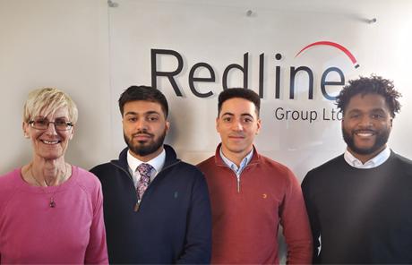 Redline new starters Spring 2020
