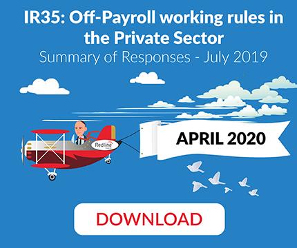 IR35 Off-Payroll Summary of Responses